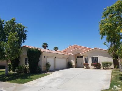 La Quinta Single Family Home For Sale: 79534 Dandelion Drive