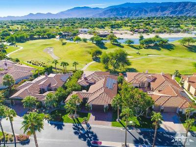 Rancho Mirage Single Family Home For Sale: 268 Loch Lomond Road