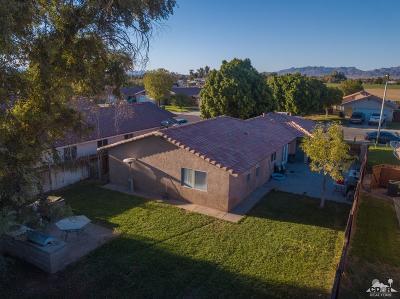 Blythe Single Family Home For Sale: 254 Village Drive