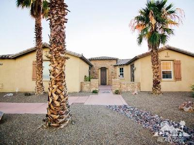 Indio Single Family Home For Sale: 79626 Oxford Drive
