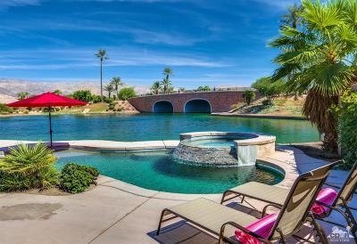 Terra Lago Single Family Home For Sale: 84350 Tramonto Way
