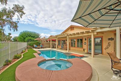 Indio Single Family Home Contingent: 49520 Lincoln Drive