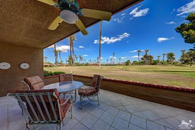 Rancho Mirage Condo/Townhouse For Sale: 45 Sunrise Drive