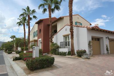 Palm Desert, Indio, La Quinta, Indian Wells, Rancho Mirage, Bermuda Dunes Condo/Townhouse For Sale: 80254 Via Tesoro