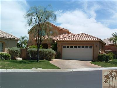 Indio Single Family Home Contingent: 80227 Spanish Bay Drive
