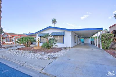 Portola Country Club Mobile Home For Sale: 42274 Bodie Road