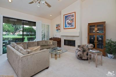 Rancho Mirage Condo/Townhouse For Sale: 3 Cadiz Drive