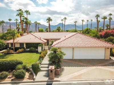 Palm Desert Single Family Home For Sale: 73693 Agave Lane