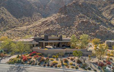 Palm Desert Single Family Home For Sale: 49804 Desert Vista Drive