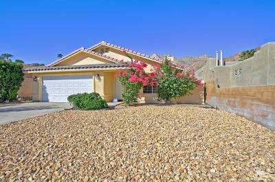 La Quinta Single Family Home For Sale: 52765 Avenida Rubio