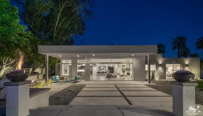 Palm Springs Single Family Home Contingent: 975 N Patencio Road