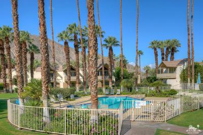 Indian Wells Condo/Townhouse Sold: 78250 Cortez Lane #132
