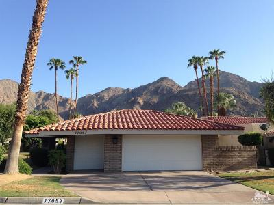 Indian Wells Condo/Townhouse Contingent: 77057 Neville Drive