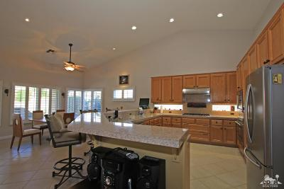 Rancho Mirage Single Family Home Contingent: 33 White Sun Way