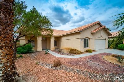 Cathedral City Single Family Home For Sale: 69582 Ridgeway Avenue