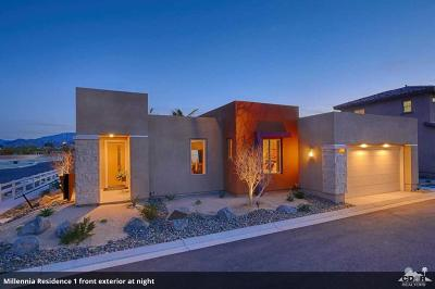 Palm Desert Single Family Home For Sale: 74475 Millennia Way