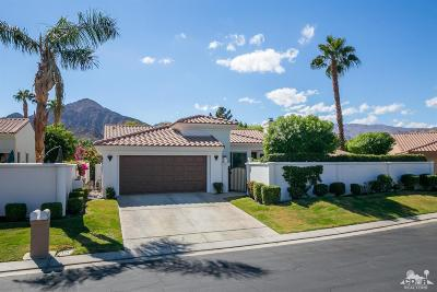 La Quinta Single Family Home Contingent: 78855 Breckenridge Drive
