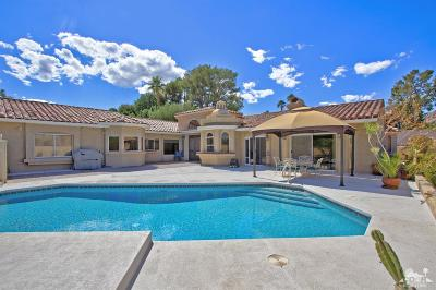 Palm Desert Single Family Home For Sale: 48601 Valley View Drive