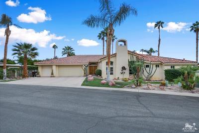 La Quinta Single Family Home For Sale: 49810 Avenida Montero