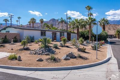 Cathedral City Single Family Home For Sale: 37471 Melrose Drive