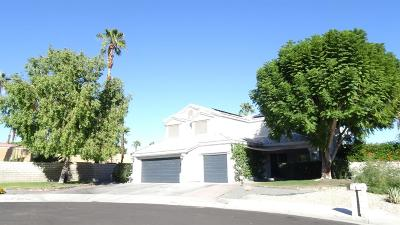 Palm Desert CA Single Family Home For Sale: $495,900
