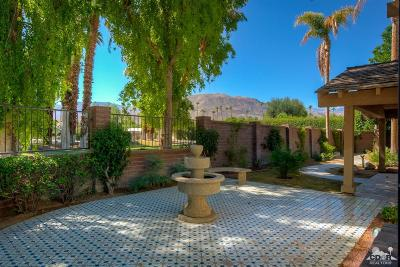 Palm Desert Condo/Townhouse Contingent: 132 Castellana West