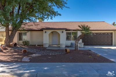 Cathedral City Single Family Home For Sale: 68295 Bella Vista Road