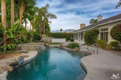 Palm Desert Single Family Home For Sale: 25 Belmonte Drive