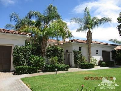 Rancho Mirage Single Family Home For Sale: 324 Loch Lomond Road