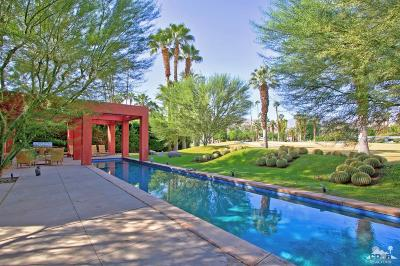 Rancho Mirage Single Family Home For Sale: 37801 Thompson Road