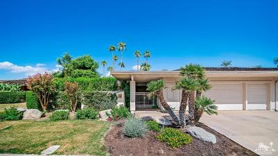 Rancho Mirage Single Family Home Contingent: 12 Duke Drive