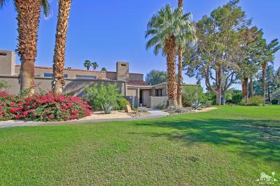 Mission Hills Country Club Condo/Townhouse For Sale: 545 Desert West Drive