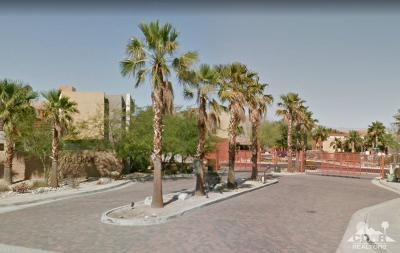 Palm Springs Condo/Townhouse For Sale: 3518 Foothill Avenue