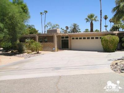 Palm Desert Single Family Home Contingent: 45630 Deep Canyon