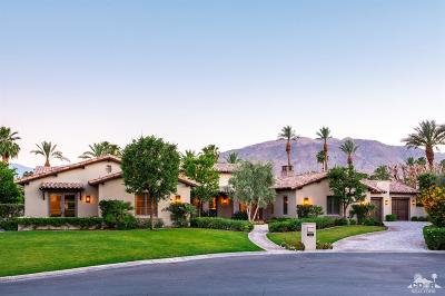 Rancho Mirage Single Family Home For Sale: 72280 Tanglewood Lane