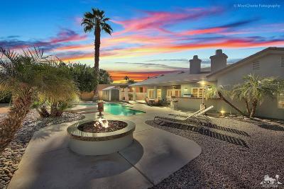 Rancho Mirage Single Family Home For Sale: 36600 Palomino Lane