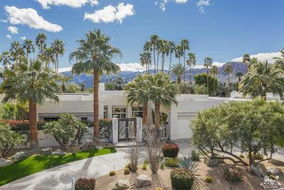 Rancho Mirage Single Family Home For Sale: 70801 Tamarisk Lane