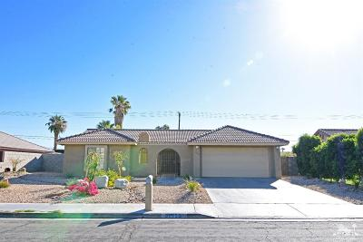 Cathedral City Single Family Home For Sale: 30650 Avenida Ximino