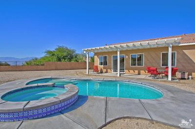 Desert Hot Springs CA Single Family Home For Sale: $329,000