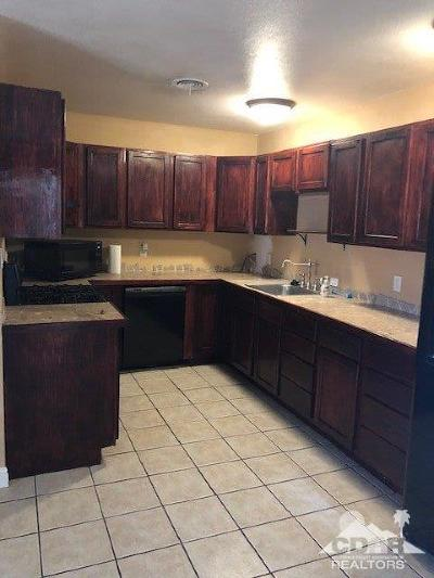Blythe Single Family Home For Sale: 532 N Eucalyptus Avenue