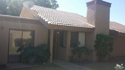 Indio Condo/Townhouse For Sale: 47395 Monroe Street #211