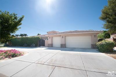 La Quinta Single Family Home For Sale: 78745 Calle Tampico