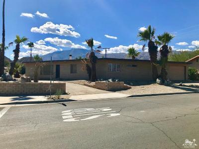 La Quinta Single Family Home For Sale: 53521 Eisenhower Drive