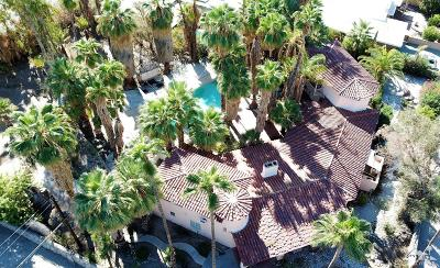 Palm Springs Single Family Home For Sale: 608 South Indian Trail