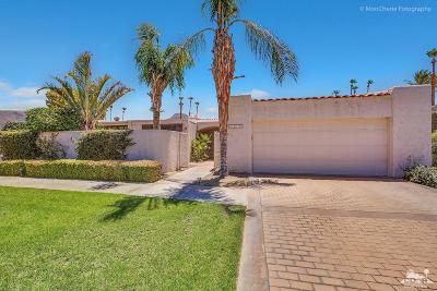 Indian Wells Condo/Townhouse Sold: 75175 Chippewa Drive