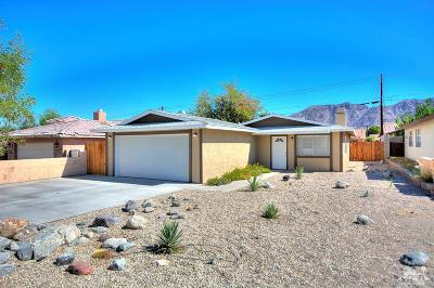 La Quinta Single Family Home For Sale: 54160 Avenida Juarez