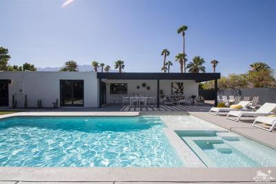 Palm Springs Single Family Home For Sale: 2390 North Los Alamos Road