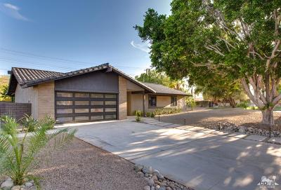 Palm Springs Single Family Home For Sale: 2757 East San Juan Road