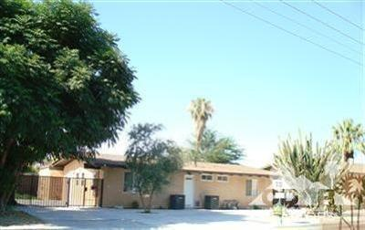 Cathedral City, Indio, Palm Springs Rental For Rent: 33495 Cathedral Canyon Drive #A