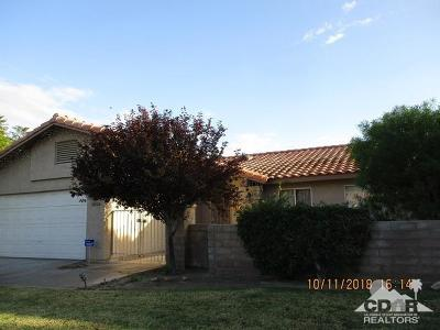 Cathedral City Single Family Home For Sale: 69185 San Susanna Avenue